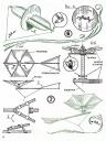 """Схема данного змея опубликованы в приложении к журналу  """"Юный техник  """".  В статьеинтернет магазин игрушек..."""
